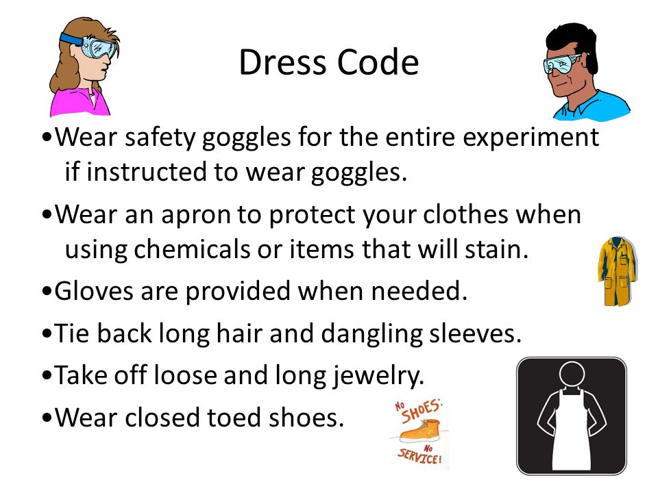 Lab Safety And Symbols Quiz Wednesday General Precautions Follow