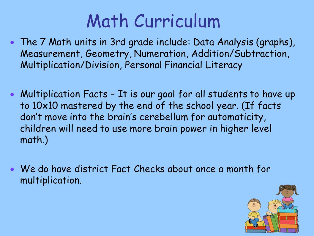 Welcome to third grade! Mrs. Holliday & Mrs. Fuller. - ppt download