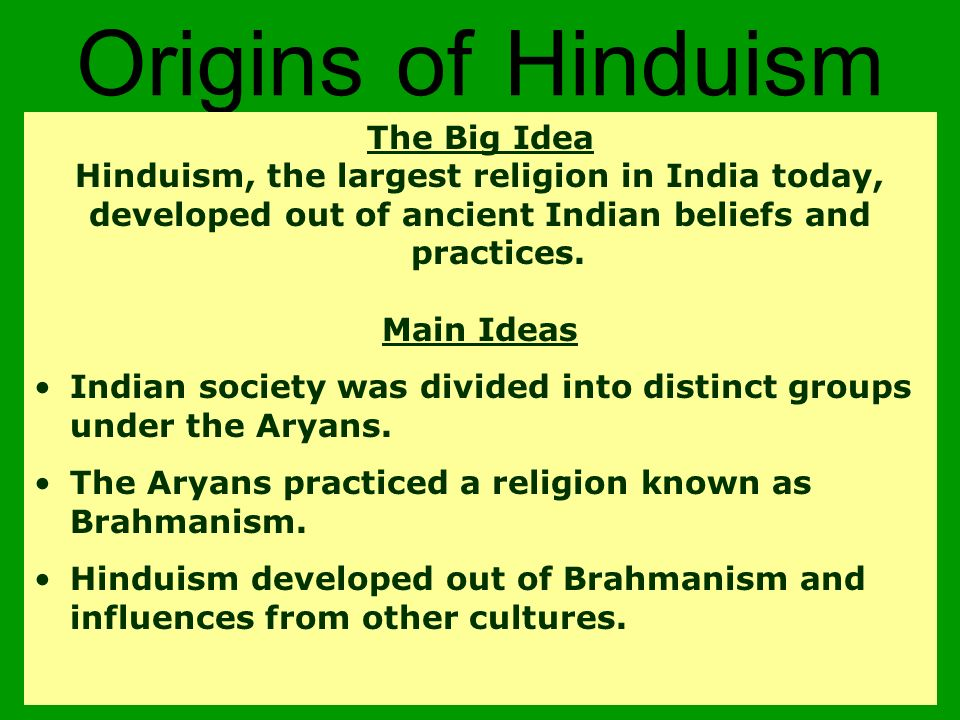 a research on the religion of hinduism Hinduism & quantum physics religion, or at least religious inquiry, is a research on the religion of hinduism something that nearly all humans share in common.