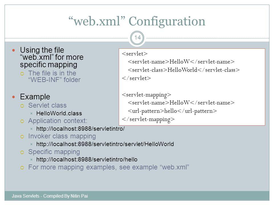 Web. Xml ignoring main jsp file stack overflow.