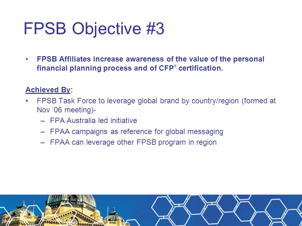 Cfp Certification A Global Perspective Noel Maye Ceo Financial