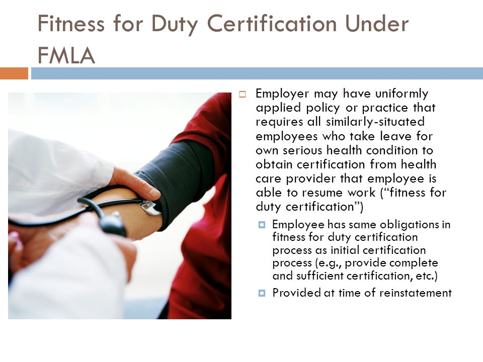 Fmla Fitness For Duty Form Fitness And Workout