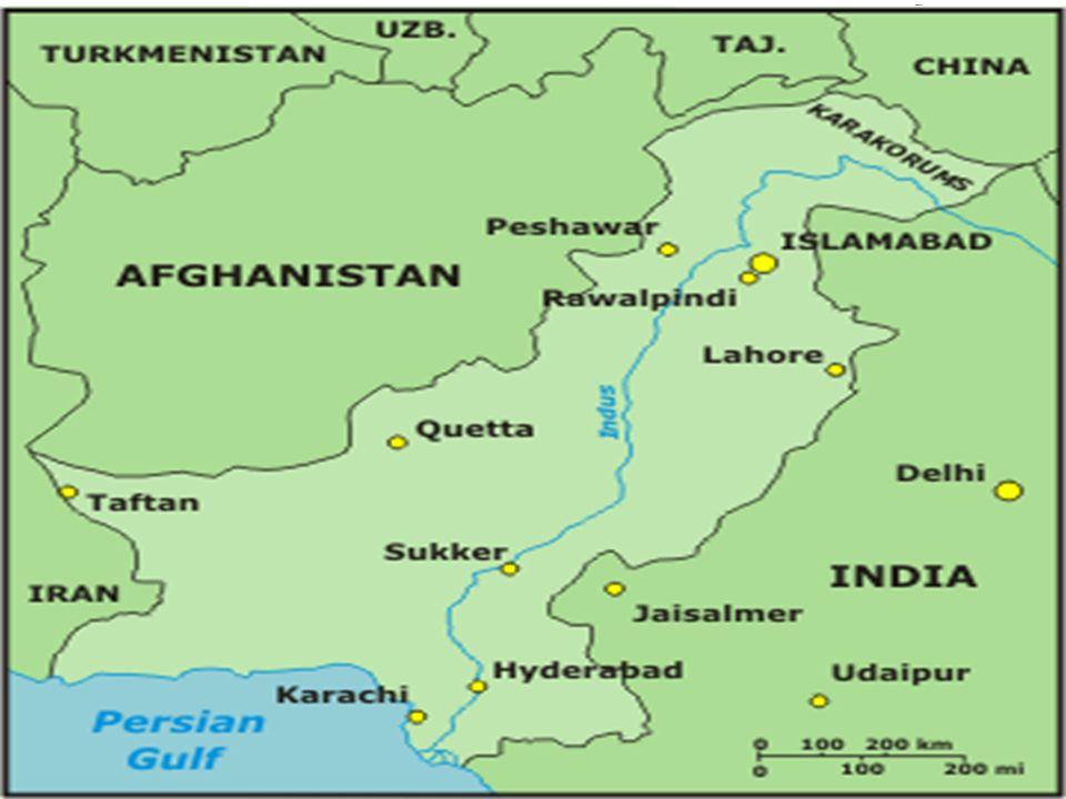 V  Pakistan  A  Religion Islamic Republic of Pakistan