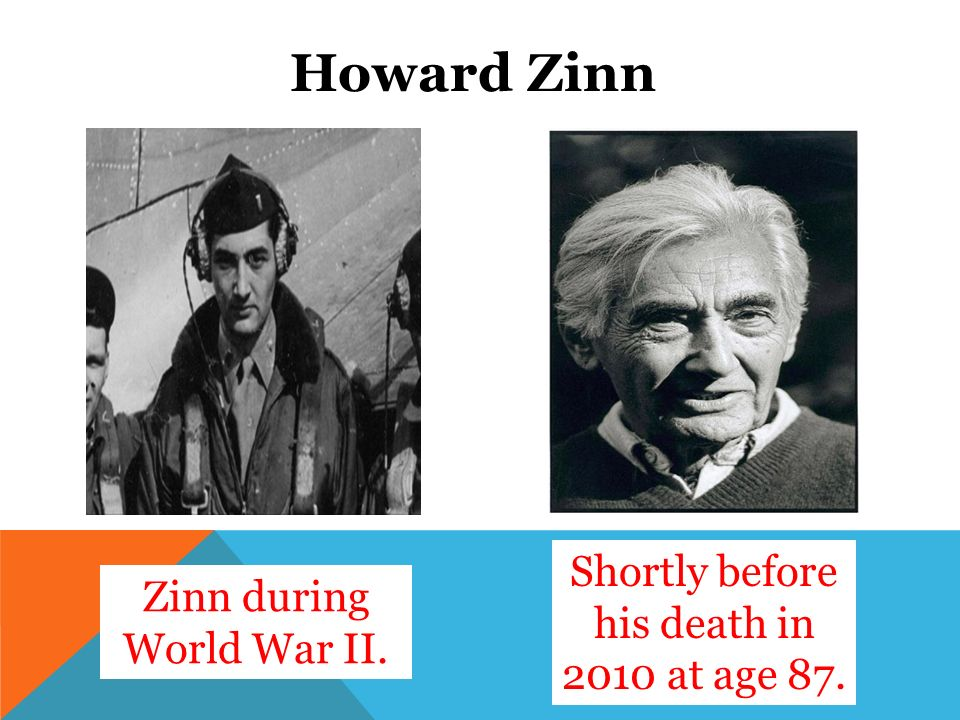 Death Of A Salesman Essay Zinn During World War Ii Howard Zinn Cultural Heritage Essay also Essay On Effective Leadership How Democratic Is America By Howard Zinn I Essay Setting Written  Essay On Terrorism