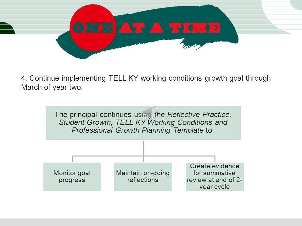 Logo Driving The Working Conditions Growth Goal Back To The