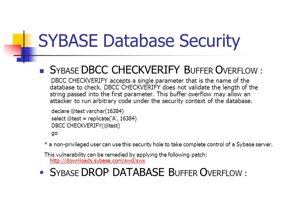 Database Security CIS 764 Presentation Mazharuddin Mohammad  - ppt