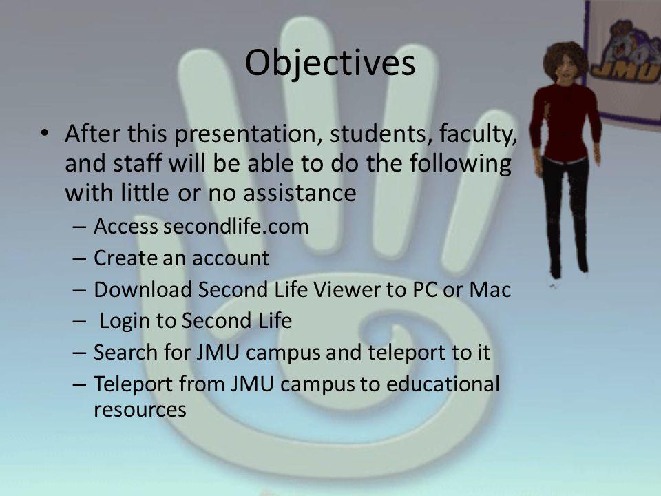Educational Resources on Secondlife com Jessica Tormena