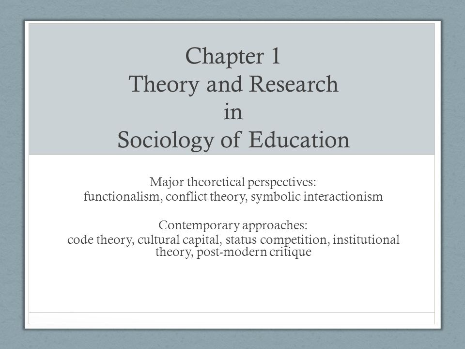 can the functional and conflict theories While structural functionalism emerged, other theories like neo-functionalism, conflict theory and system theory challenged the foundation of structural functionalism perspective the structural functionalism theory was the most prevalent approach of thinking in sociology in the 1930's and 1960s.