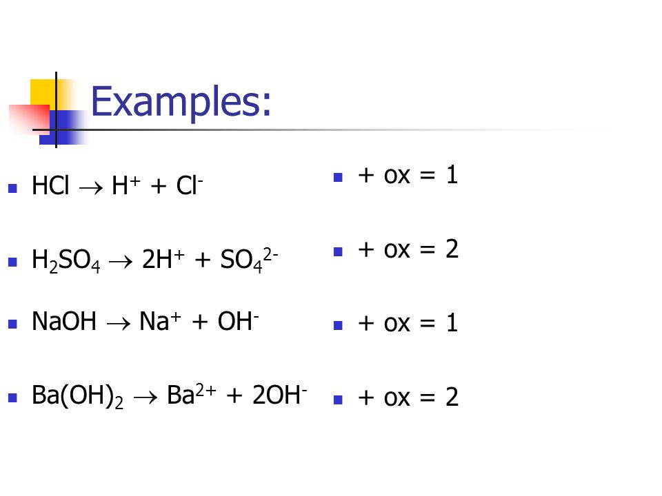 2) Normality: The normality (N) of a solution is defined as the (M) x (total positive oxidation)