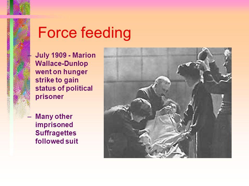 marion wallace hunger strike ile ilgili görsel sonucu