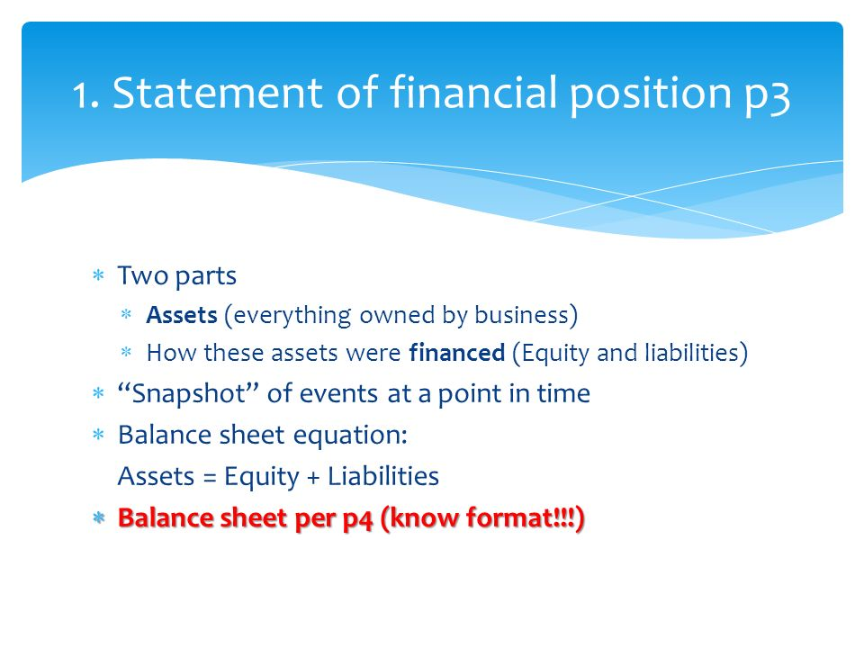 financial statements part ii essay Financial statements are a vital part of every company and their future each statement in its own holds information of a part of the company but put them all together and you can see the whole picture of what the company has done over a certain period of time and, what its financial health is.