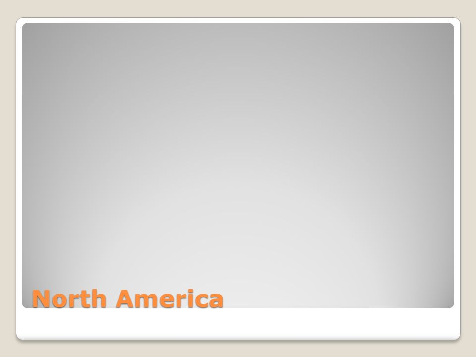 North America and Antarctica. North America Label your map to look ...