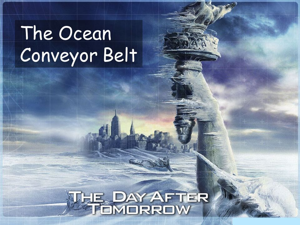 The Ocean Conveyor Belt