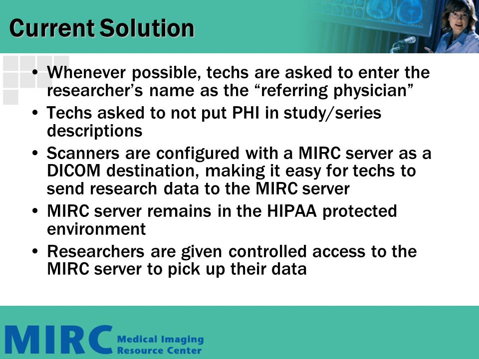 Using MIRC As A Research Data Collector Lawrence Tarbox PhD