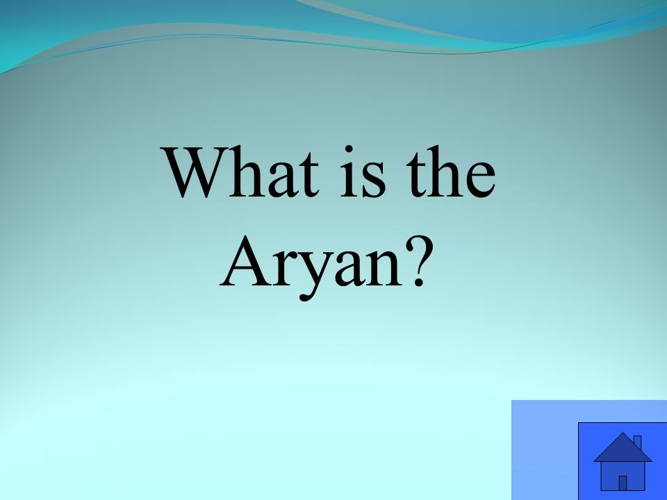 What is the Aryan