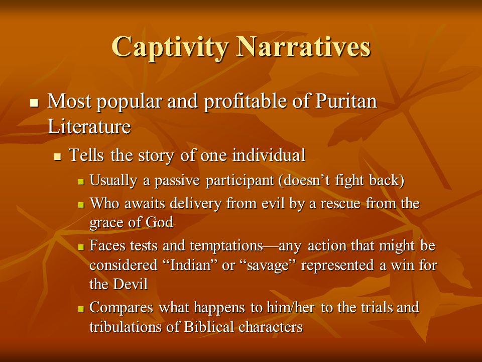 what is puritan literature