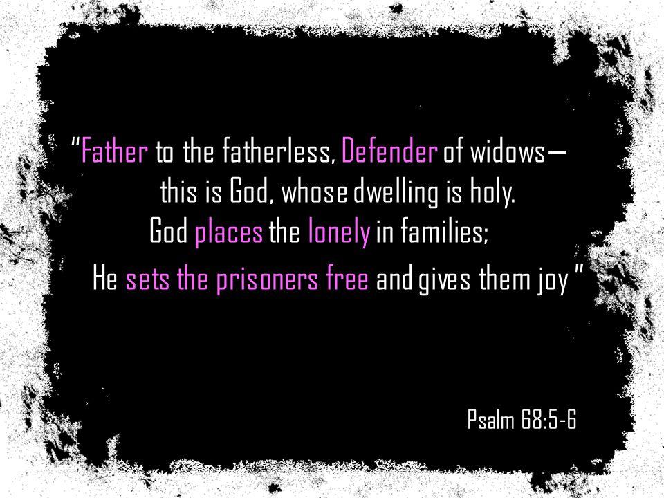 Kuvahaun tulos haulle Psalm 68:5