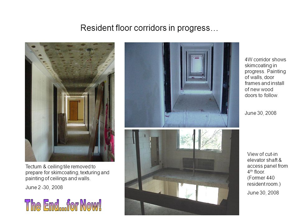 Elevator Installation, Window Replacement, HVAC, Sprinklers, Block