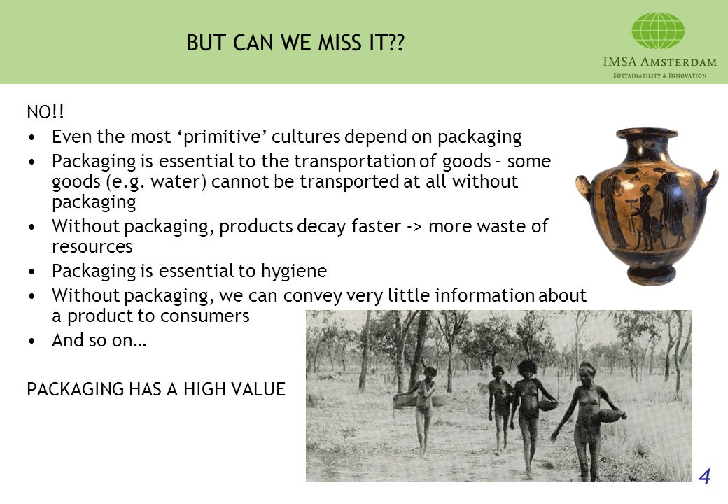 The Future of Sustainable Packaging: Increasing the value of