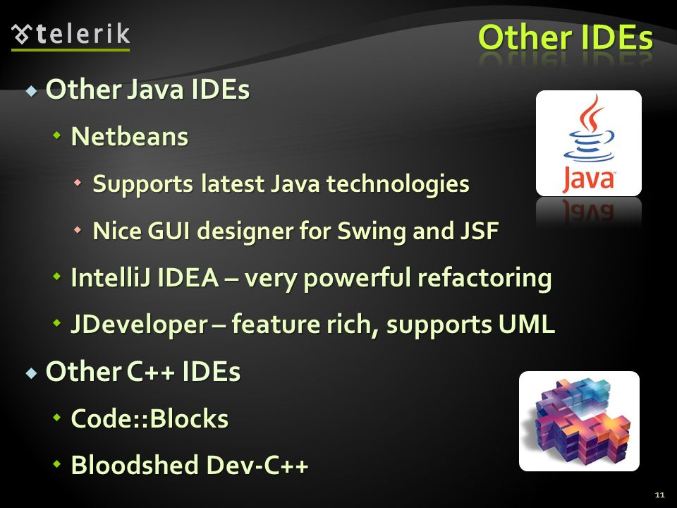 Integrated Development Environments, Source Control