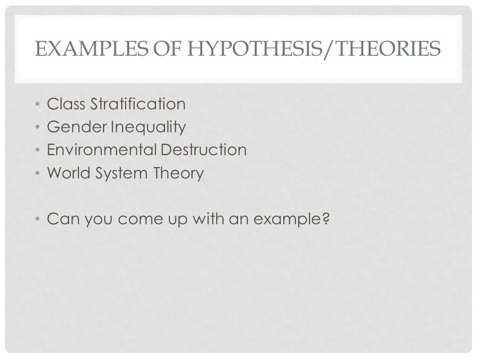 ANALYTICAL THINKING Hypothesis Educated Guess Tentative assumption based on observed data, but not proven empirically Thesis Analysis of fact and their relationship to one another Facts prove hypothesis  turns into Theory
