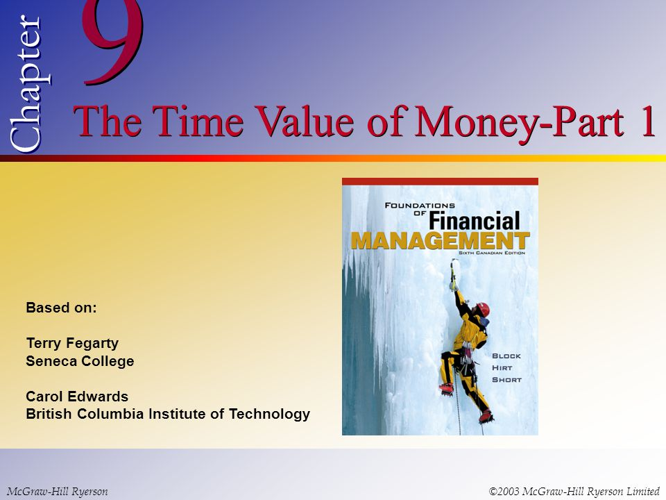 foundations of financial mgmt ch 8 2 You are buying solutions for  foundations of financial management, 15th edition by block this item has complete chapters exercise solutions (chapter 1- 21) test bank and power points for this book is also available.