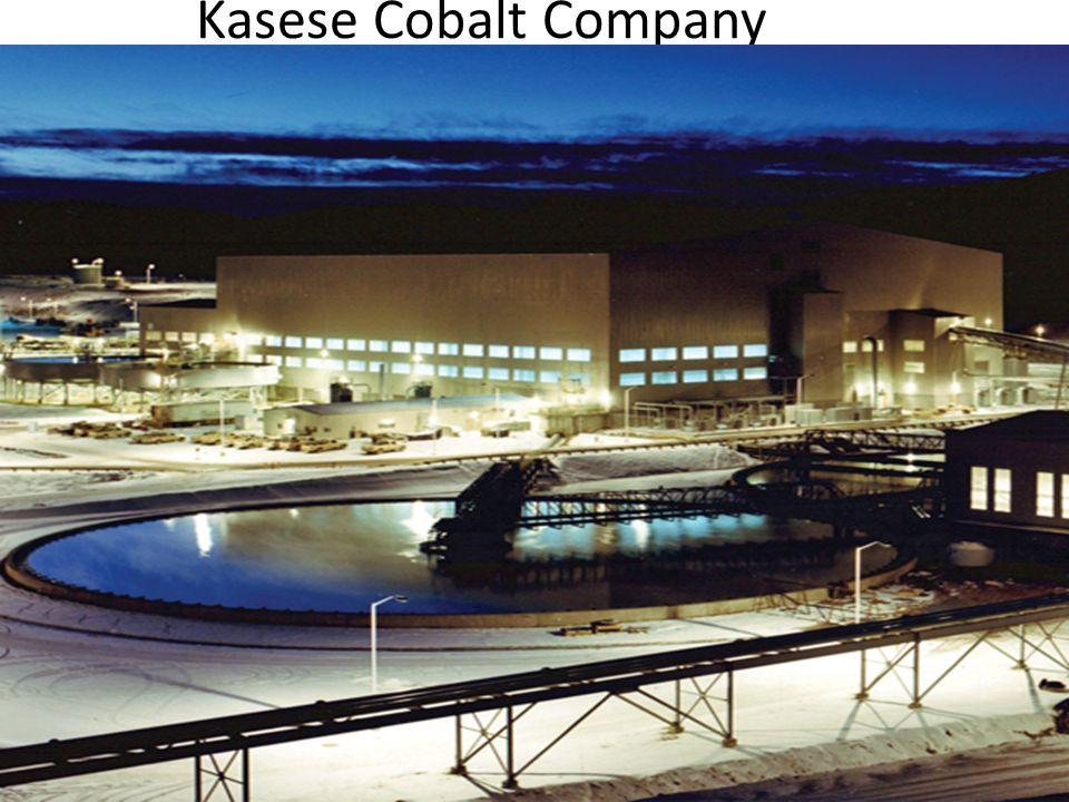 Kasese Cobalt Company