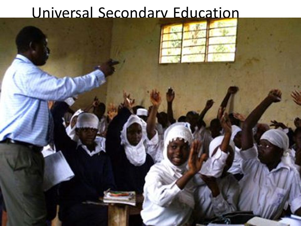 Universal Secondary Education