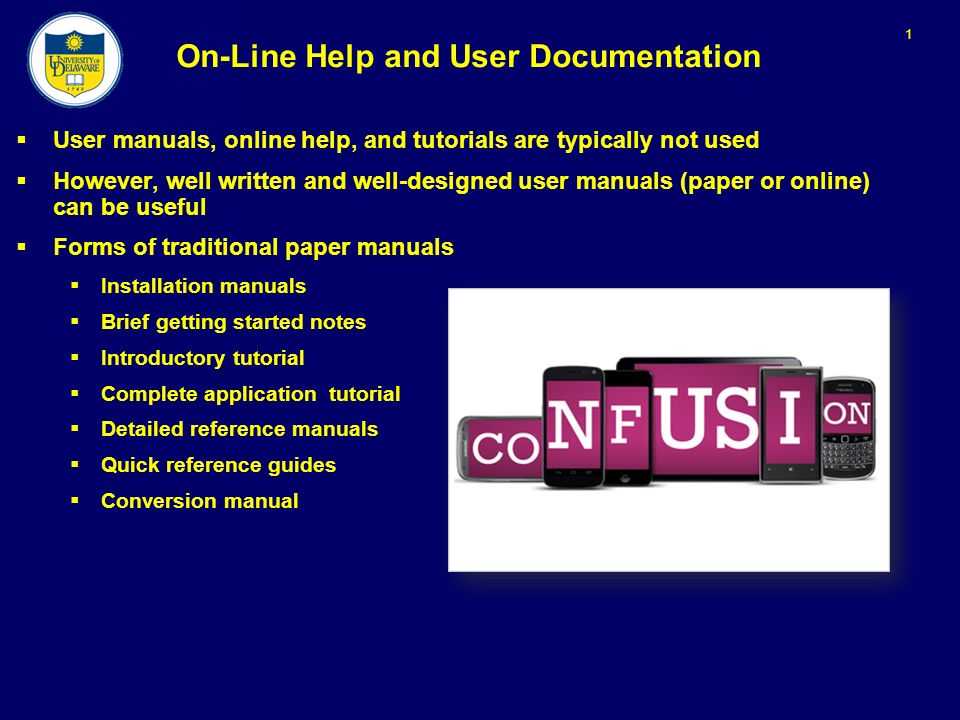 Chapter 12: user documentation and online help ppt video online.
