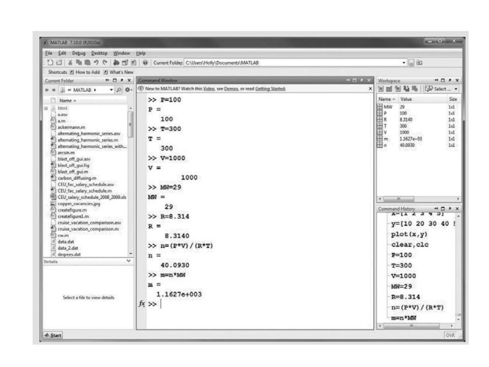 MATLAB for Engineers Chapter 1 An Overview Of MATLAB  - ppt video