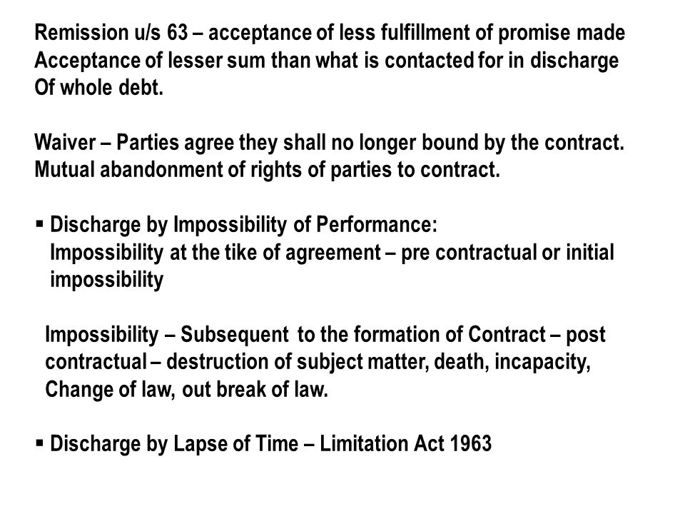 Indian Contract Act 1872 Contract Agreement Between 2 Or More