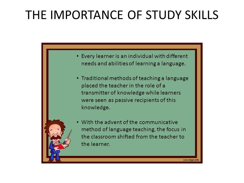 study skills pdf