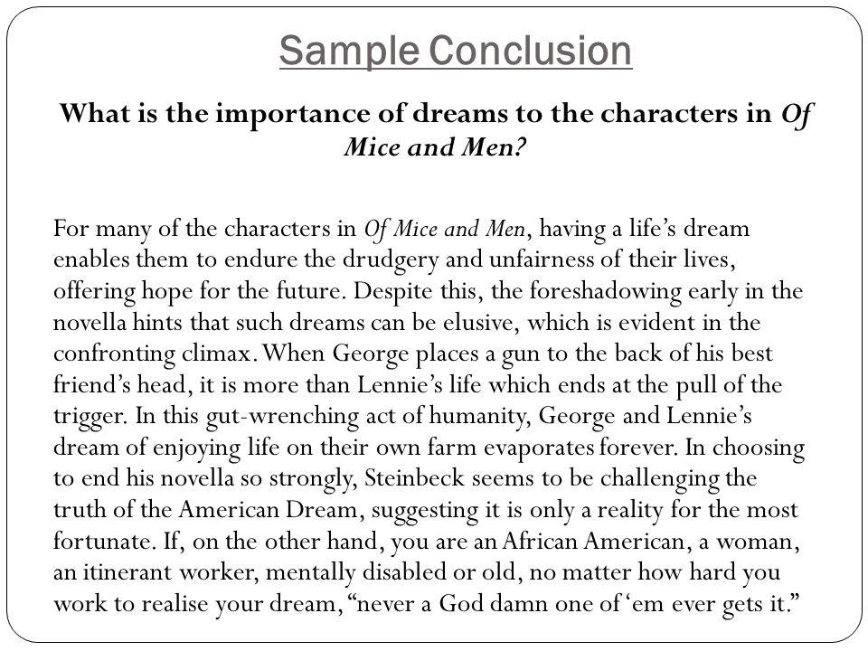 A+ Student Essay