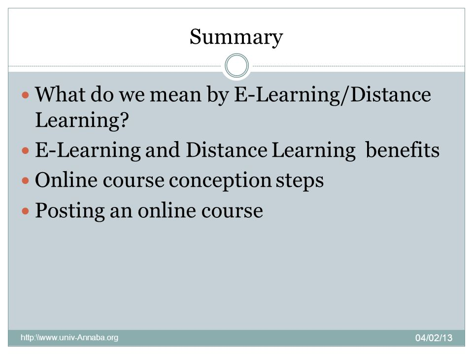 benefits of distance learning essay Distance education many people use distance-learning programs (study material post, tv, internet, etc) to study at home, but some people think that it cannot bring the same benefits of attending college or university.