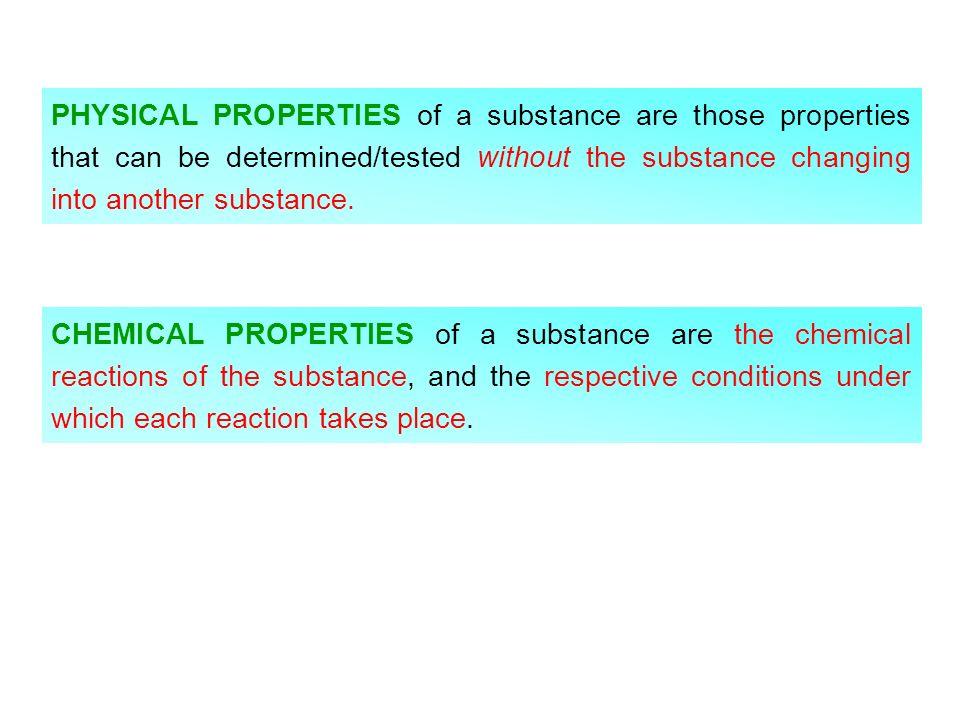 1.1WHAT IS CHEMISTRY ABOUT? WHAT IS CHEMISTRY ABOUT? - ppt download