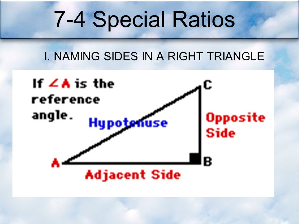 A Geometric Sequence Is Found By Multiplying The Previous Number. 32 I Naming Sides In A Right Triangle 74 Special Ratios. Worksheet. Special Right Triangles Worksheet Instructional Fair At Mspartners.co