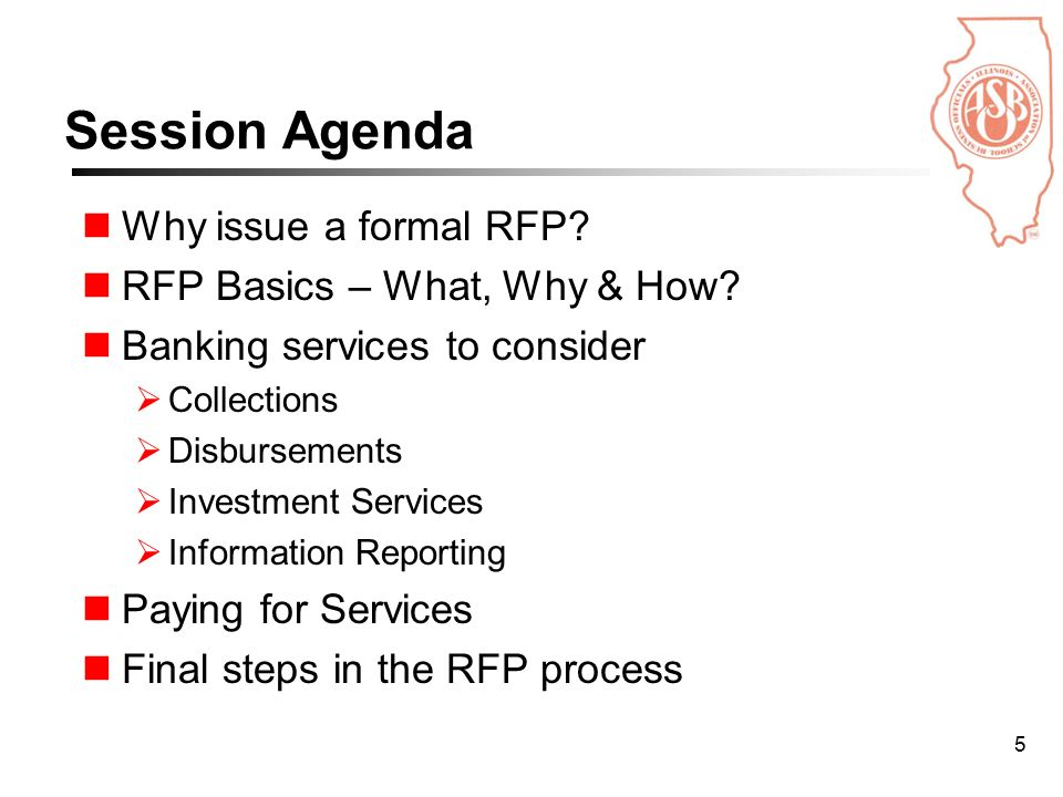 Tips and Tools for Evaluating Financial Services: RFP
