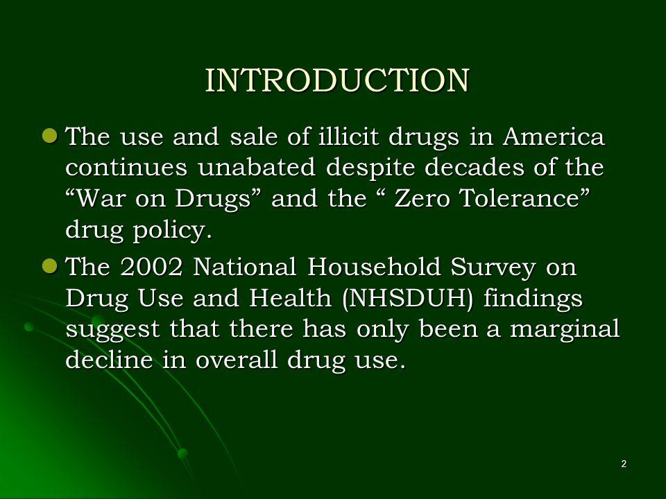 recreational drug users