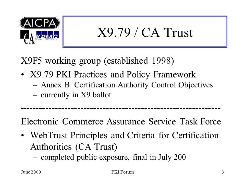 Webtrust Smtm Principles And Criteria For Certification Authorities