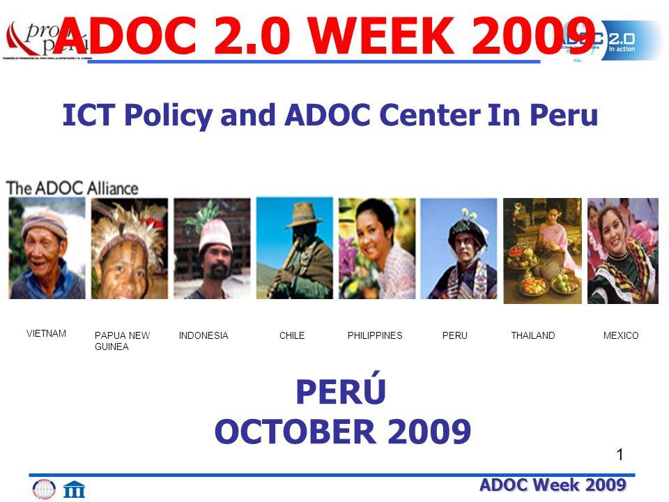 ADOC Week THAILAND VIETNAM PAPUA NEW GUINEA