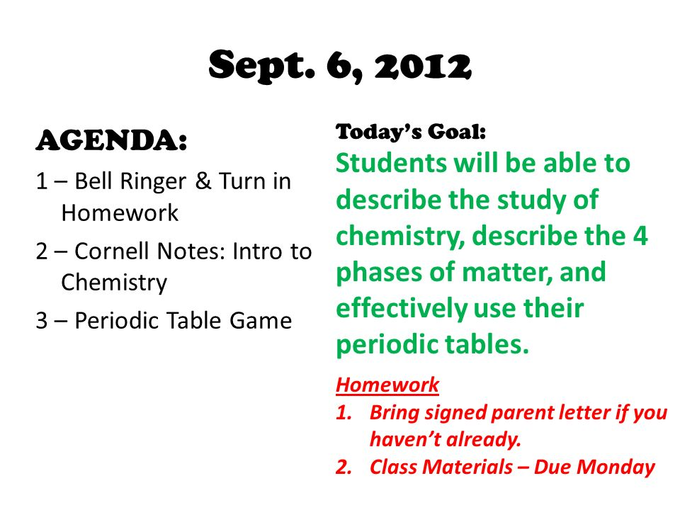 Intro to chemistry periodic table mr rana 9612 unit 1 day ppt 2 sept urtaz Choice Image