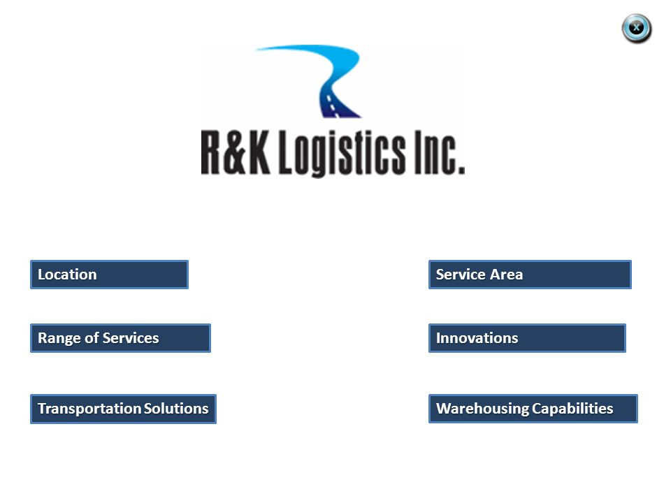Range of Services Range of Services Location Service Area