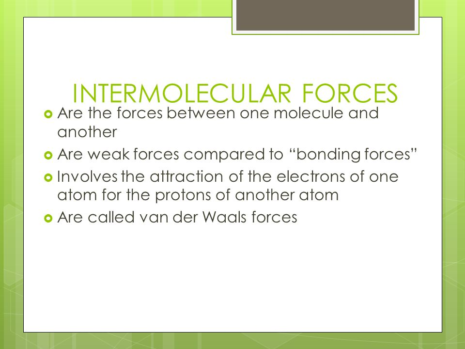 Intermolecular Forces Chapter 112 Pages Ppt Download. 9 Intermolecular Forces. Worksheet. Worksheet 9 Intermolecular Forces Answers At Clickcart.co