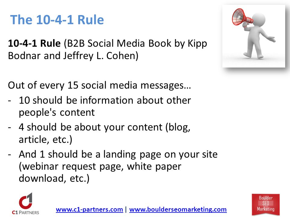 The Rule Rule (B2B Social Media Book by Kipp Bodnar and Jeffrey L.