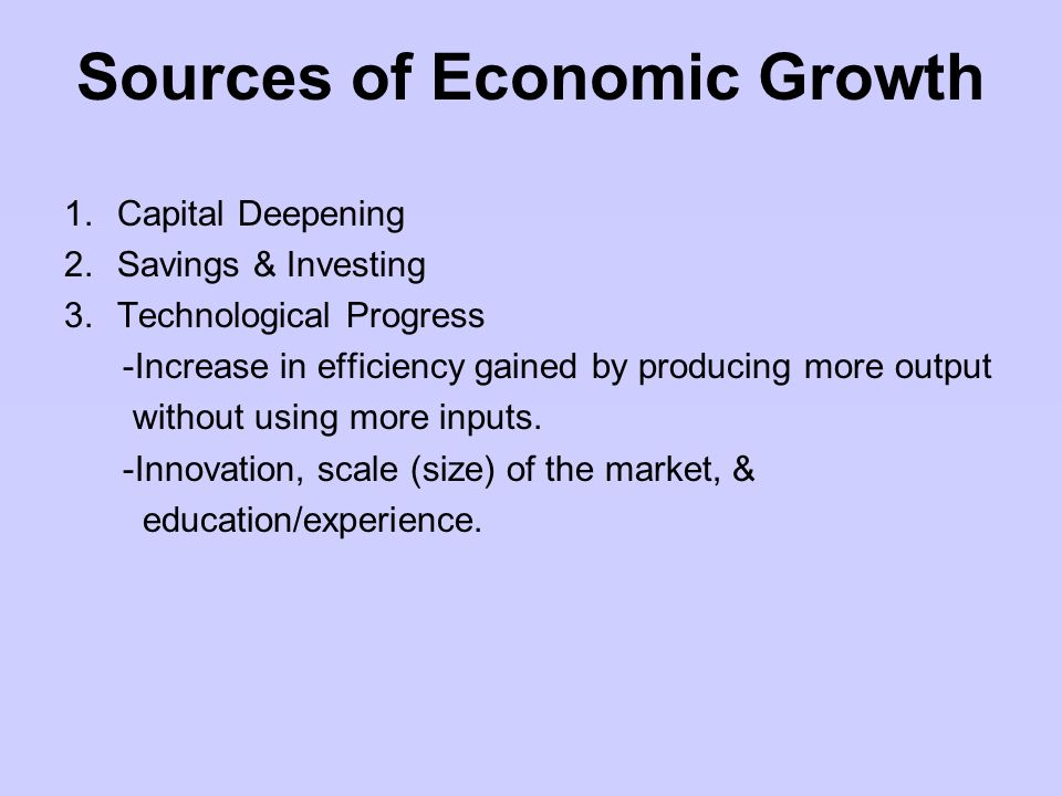 Macroeconomics Gross Domestic Product Categories Of Gdp C