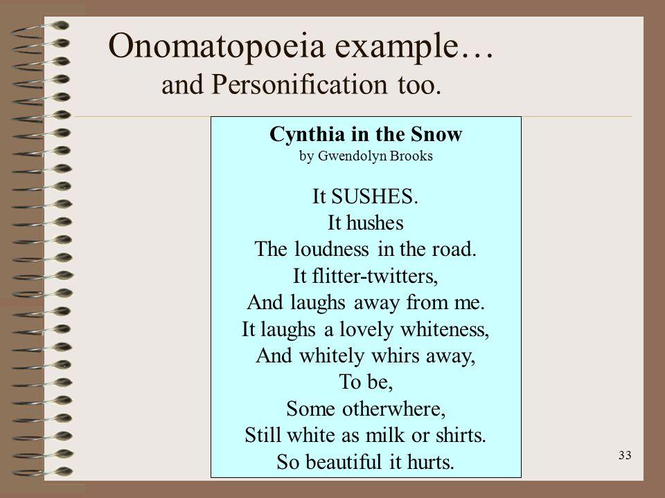 Elements of Poetry: Figurative Language 8 th Grade English/Language ...