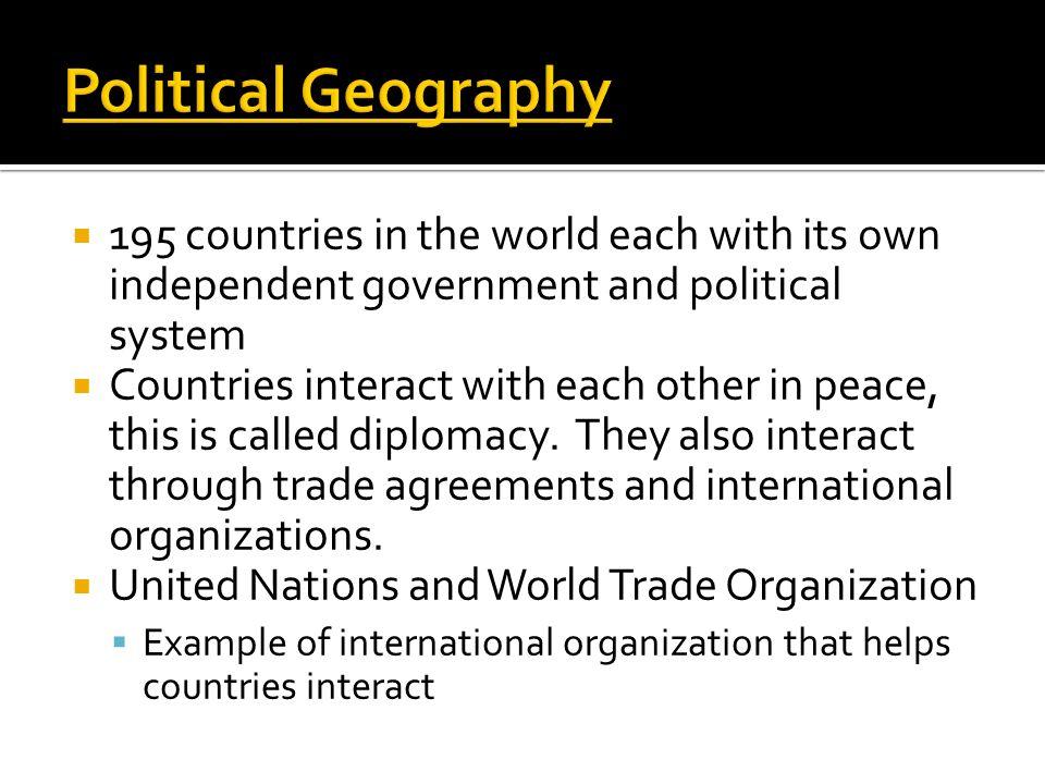 Unit 7 political geography.