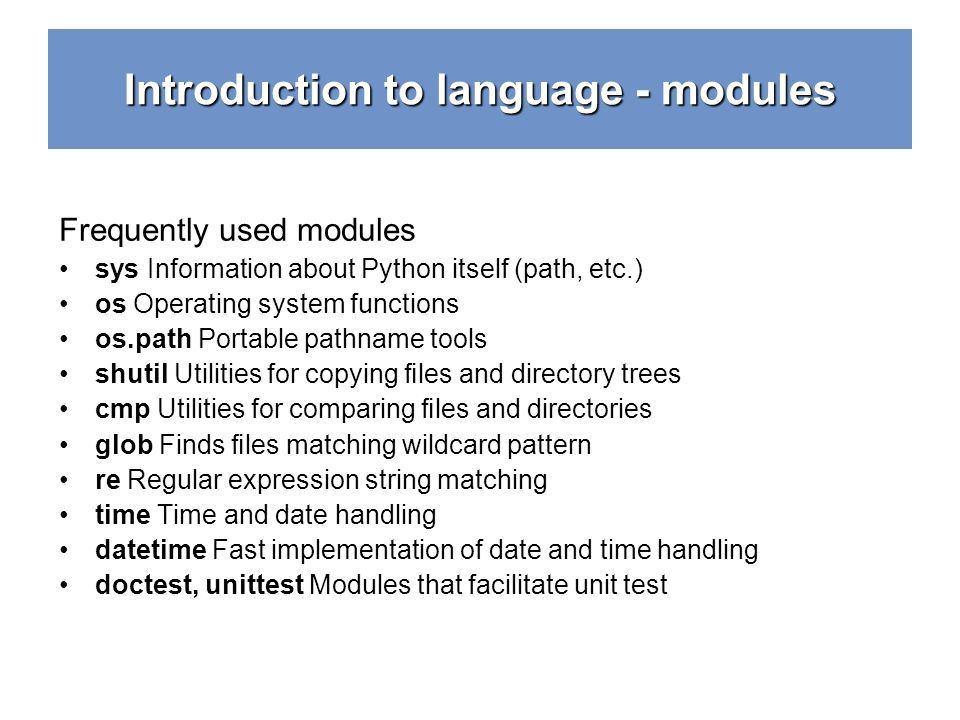 Python Crash Course Functions, Modules Bachelors V1 0 dd