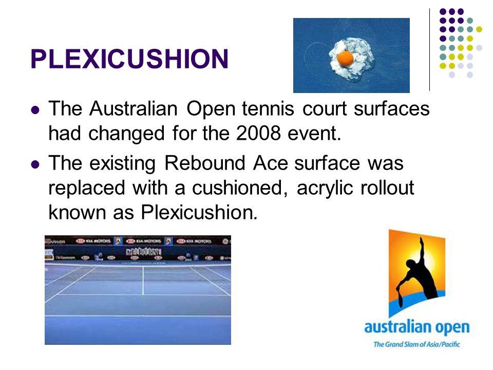 Presentation Bsbcmm401a Task 2 History Australian Open Is The First