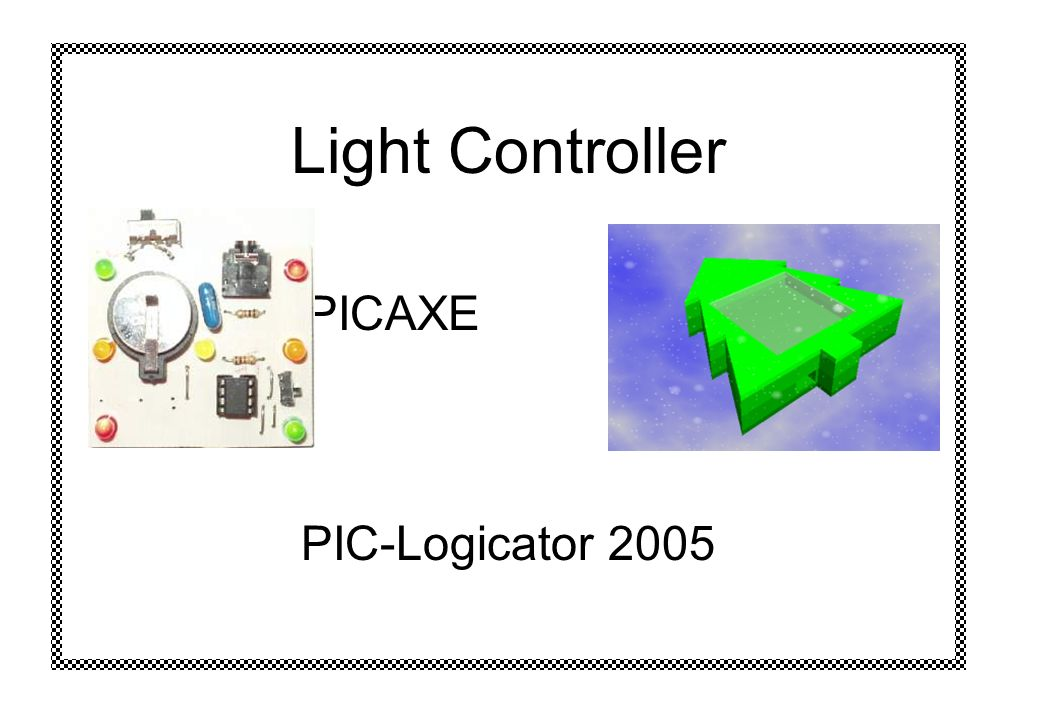 LOGICATOR PIC TÉLÉCHARGER PICAXE FOR AND